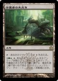 [JP][FOIL]《守護者の木立ち/Grove of the Guardian(RTR)》