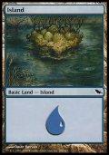 [EN][FOIL]《島/Island(SHM)》 286/301