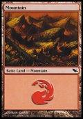[EN][FOIL]《山/Mountain(SHM)》 294/301