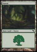 [EN][FOIL]《森/Forest(SHM)》 299/301