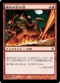 [JP][FOIL]《憤怒の炎の道/Path of Anger's Flame(SOK)》