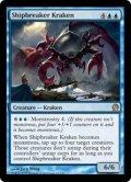 [EN][FOIL]《船壊しのクラーケン/Shipbreaker Kraken(THS)》
