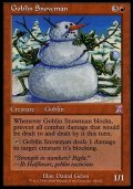 [EN][FOIL]《ゴブリンの雪だるま/Goblin Snowman(TSB)》